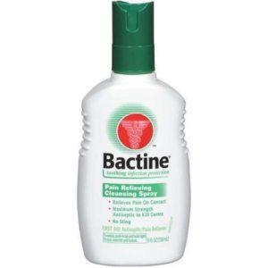 Bactine