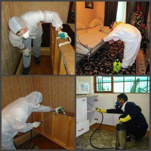 чистка квартиры