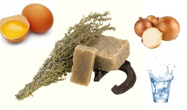 Ингредиенты для приготовления мыла