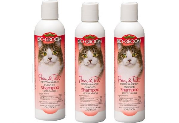 Шампунь для кошек Bio-Groom